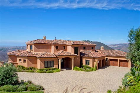 Rancho Santa Fe Luxury Homes Top Of Cielo Rancho Santa Fe Luxury Real Estate San Diego Premier