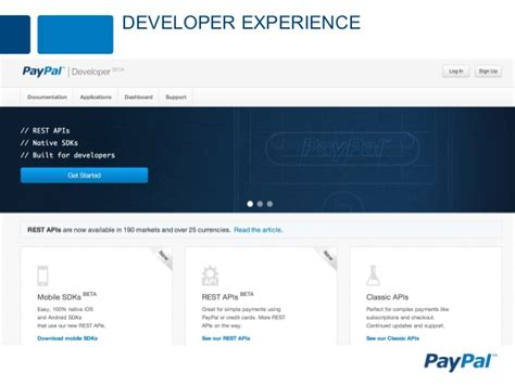 design by humans paypal redesigning paypal apis for scale and simplicity