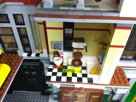 Brick Lepin 16032 Ghostbusters Ecto 1 2016 monkeys can lepin 16001 ghostbusters firehouse