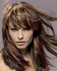 pictures of chunky hairstyles beautiful hair highlights for layered hair best hair