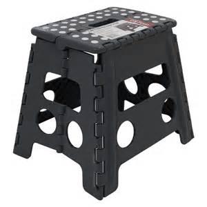 plastic folding step up stool heavy duty 2 step stool