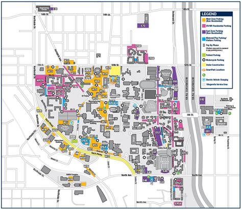 gatech map visit tech tech