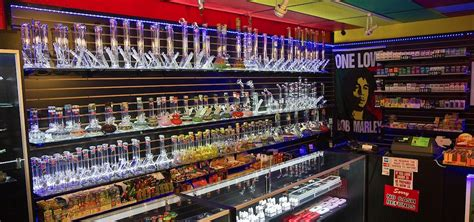 Smoke Shop Best San Diego Smoke Shop Vape Shop Section Is