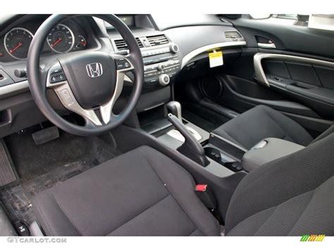 black interior 2012 honda accord ex coupe photo 67061296