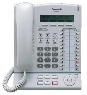 Telephone Panasonic Kx Dt543 Itcomm Most Wanted panasonic kx t7630 reviews productreview au