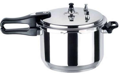 Rice Cooker Terbaik new lightweight aluminium pressure cooker dual handles kitchen cookware 9 litre ebay