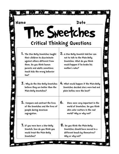 is criticalthinking in critical condition how questions critical thinking questions social studies