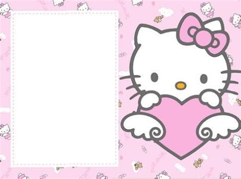 imagenes de kitty feliz cumple invitaci 243 n cumplea 241 os hello kitty
