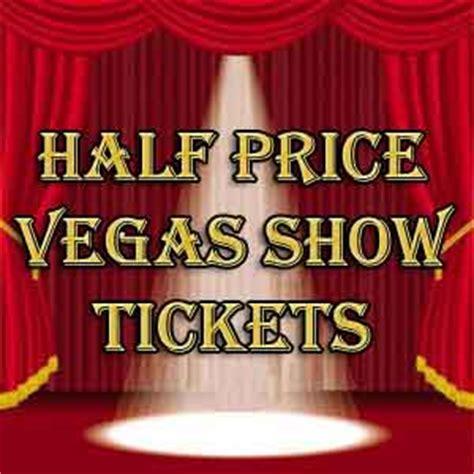 discount las vegas top ways to find half price tickets in las vegas