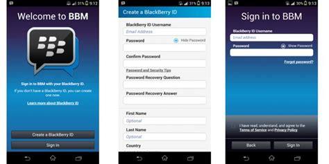 membuat id apple di hp android cara registrasi bbm di hp android mudah jeparaku com