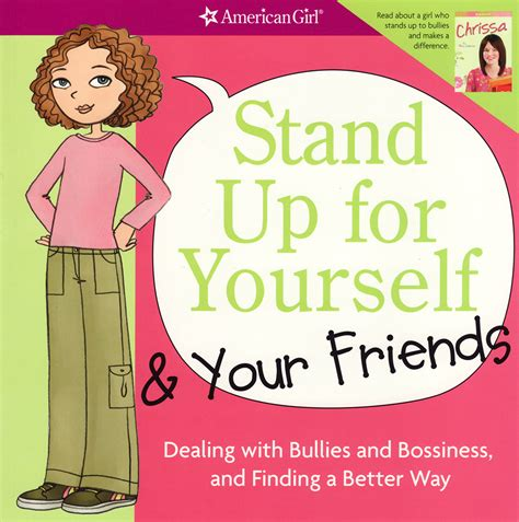 8 Ways To Stand Up For Yourself by Angela Martini