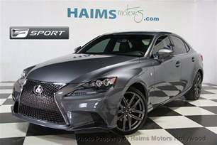 Used Lexus Is 250 2015 Used Lexus Is 250 At Haims Motors Serving Fort