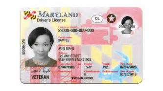 new maryland driver s licenses and ids available monday