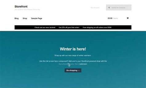 theme wordpress toko online terbaik 30 themes wordpress toko online gratis terbaik centerklik