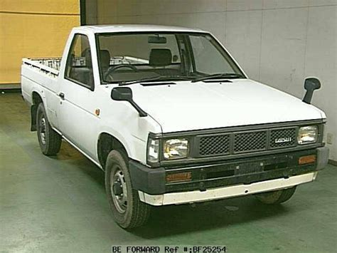 nissan datsun 1990 used 1990 nissan datsun truck t d21 for sale bf25254 be