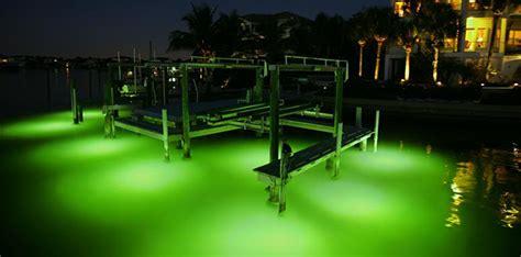 led dock light bulbs underwater dock lights