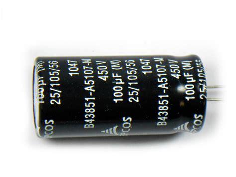 epcos x capacitor altana capacitor eletrol 237 tico 100uf x 450v epcos