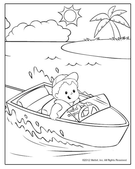 coloring pages for kids what are the little people
