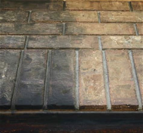 cleaning fireplace soot from brick or simply tips