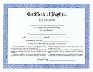 certificate of baptism template search results for editable baptism certificate template