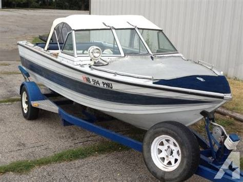 ski boats for sale nebraska 1987 crestliner fish and ski boat for sale in bellevue