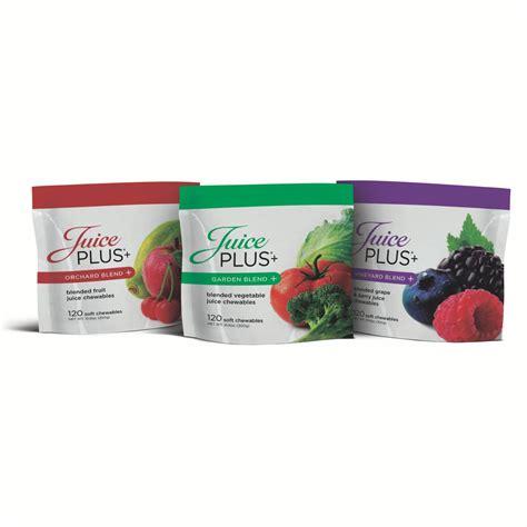 Suplement Fruttaa Blend Orchard And Garden Blend Juice Plus