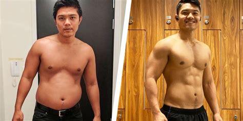 simple diet  helped  guy lose weight