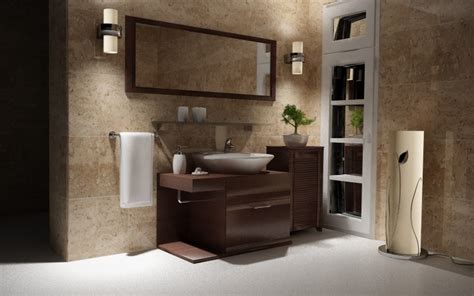 Earth Tone Bathroom Designs | inspiring bathroom designs for the soul