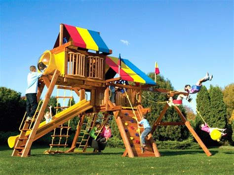 rainbow swing set accessories swing sets swingsets cincinnati