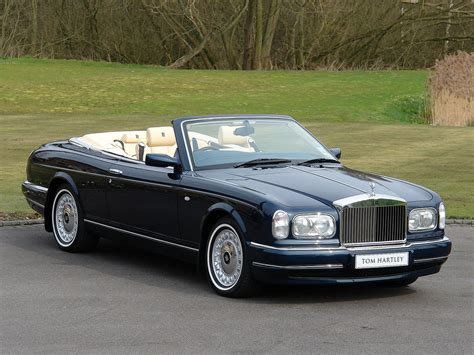 rolls royce corniche 2000 current inventory tom