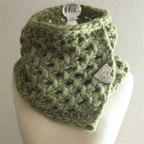 knitted cowl patterns lattice cowl scarf knitting pattern
