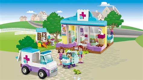 lego friends vet clinic 10728 s vet clinic lego 174 juniors products