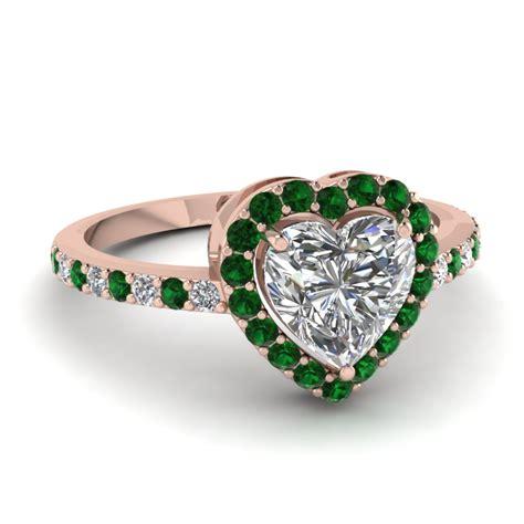 Emerald Engagement Rings   Fascinating Diamonds