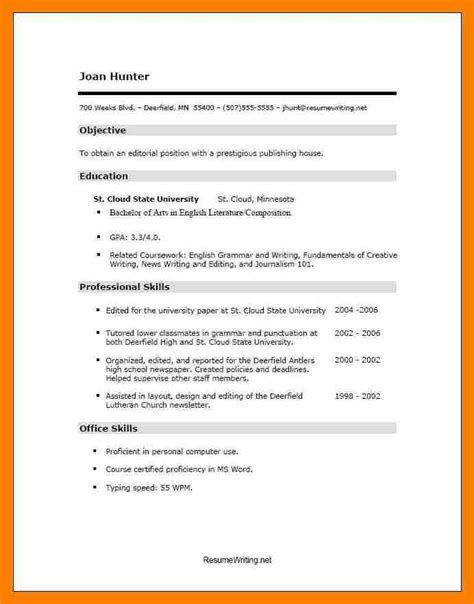 Curriculum Vitae Samples In Pdf by Pdf Resume Template Best Resumes