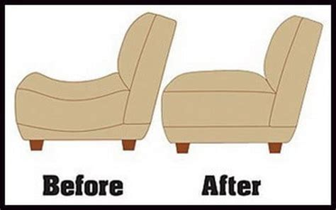 fix couch sag how to fix sagging furniture cushions removeandreplace com