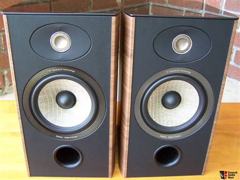 focal 906 bookshelf speakers photo 1287440 canuck