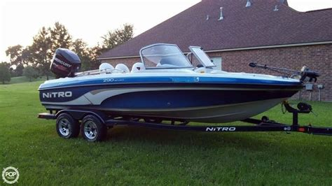 used nitro boats for sale in arkansas nitro boats for sale moreboats