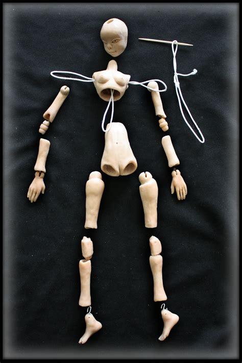 jointed doll polymer clay polymer clay bjd bjd s bjd polymer clay