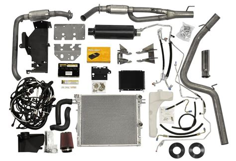 Jeep Motor Conversion Kits Aev Conversions 40307011ab Aev 5 7l V8 Hemi Conversion