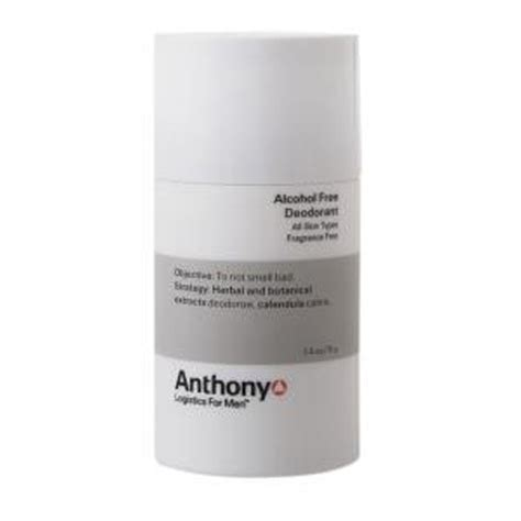 How Does It Take To Detox From Deodorant by Anthony Deodorant Free 72gm Buy Mankind