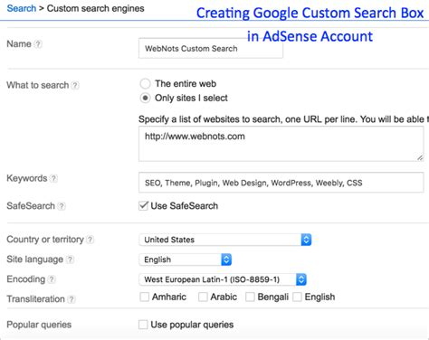 adsense custom and url channels can double your income how to add google custom search box in wordpress 187 webnots