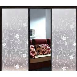 90cm flower decorative window film self adhesive frosted decorative window decals for home decor love