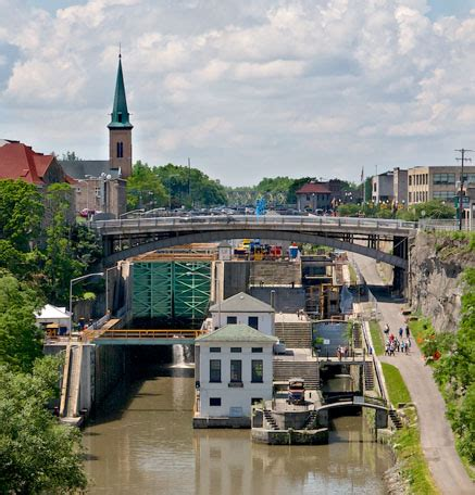 boat rides in erie pa lockport cave underground boat ride erie canal ny