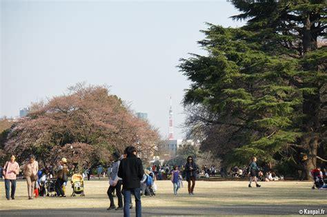 shinjuku gyoen le jardin imp 233 rial national de tokyo