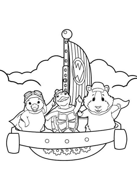 coloring pages wonder pets wonder pets coloring pages turtle coloring pages