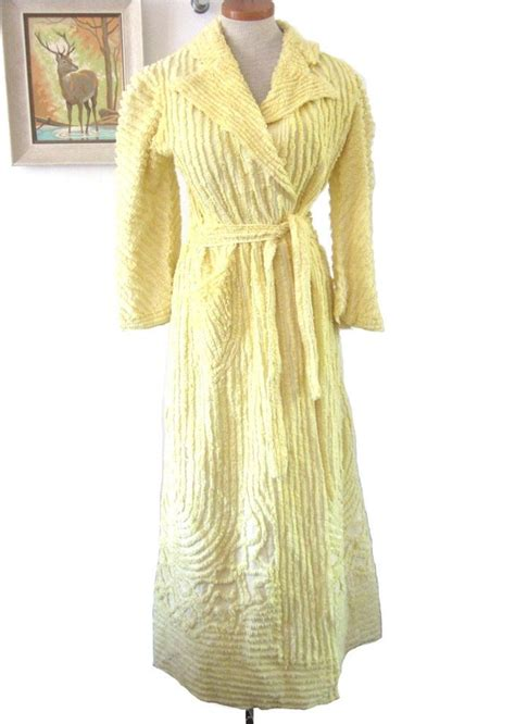 chenille robes vintage chenille robe for sale vintage 1940s robe