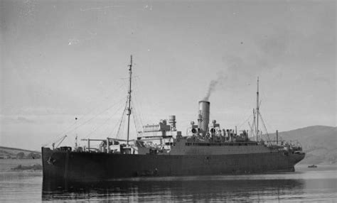 public boat rs jervis bay wwii armed merchant cruiser amc aurania later hms artifex
