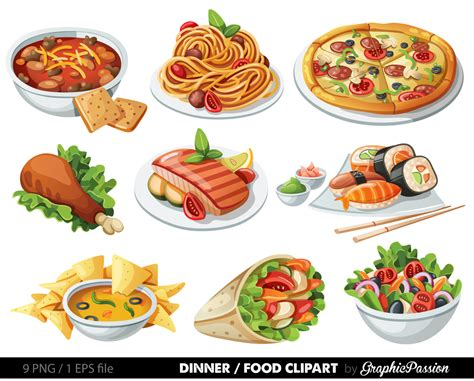 for food unhealthy food clipart for clipartxtras