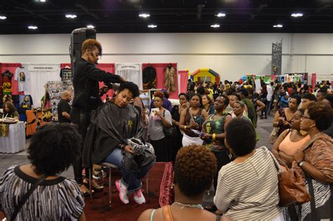 hairshow houston 2015 taliah waajid s world natural hair show new growth hair