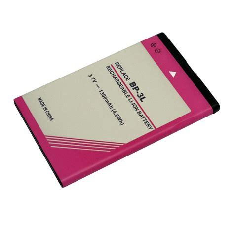 Baterai No 13 baterai nokia bp 3l oem black jakartanotebook